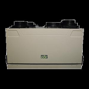 Côr™ HRVCRSVB1100 ventilator.