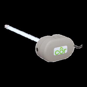 Côr™ UVLCR1LP germicidal light.